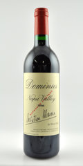 Domestic Cabernet Sauvignon/Meritage, Dominus Estate 1994 . 1lbsl. Bottle (11). ... (Total: 11 Btls. )