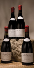 Red Burgundy, Richebourg 2007 . Leroy . Bottle (4). ... (Total: 4 Btls. )