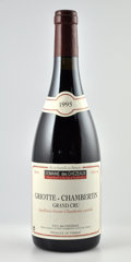 Red Burgundy, Griottes Chambertin 1995 . Chezeaux . Bottle (11). ...(Total: 11 Btls. )