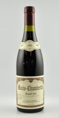 Red Burgundy, Mazis Chambertin 1995 . Maume . 1sos. Bottle (11). ...(Total: 11 Btls. )