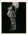 "Movie Posters:Drama, Greta Garbo in ""Torrent"" by Ruth Harriet Louise (MGM, 1926).Portrait Photo (8"" X 10"").. ..."