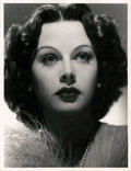 "Movie Posters:Drama, Hedy Lamarr in ""Boom Town"" by Laszlo Willinger (MGM, 1940).Portrait Photo (10"" X 13"").. ..."