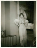 "Movie Posters:Comedy, Clara Bow in ""Her Wedding Night"" (Paramount, 1930). Full-LengthPortrait (10.75"" X 14"").. ..."