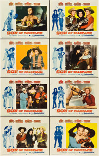 """Son of Paleface (Paramount, 1952). Lobby Card Set of 8 (11"""" X 14""""). ... (Total: 8 Items)"""