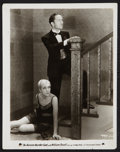 """Movie Posters:Mystery, The Benson Murder Case (Paramount, 1930). Photo (8"""" X 10"""").Mystery.. ..."""