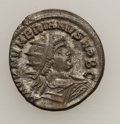 Ancients:Ancient Lots  , Ancients: ROMAN EMPIRE. Lot of two Æ antoniniani of Numerian (2).... (Total: 2 coins)