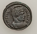 Ancients:Ancient Lots  , Ancients: ROMAN EMPIRE. Lot of two nice Æ folles of Constantine theGreat (2). ... (Total: 2 coins)