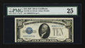 Small Size:Silver Certificates, Fr. 1700 $10 1933 Silver Certificate. PMG Very Fine 25.. ...