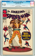 Silver Age (1956-1969):Superhero, The Amazing Spider-Man #47 (Marvel, 1967) CGC NM/MT 9.8 Off-white to white pages....
