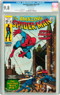 Bronze Age (1970-1979):Superhero, The Amazing Spider-Man #95 (Marvel, 1971) CGC NM/MT 9.8 Off-whitepages....