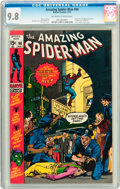 Bronze Age (1970-1979):Superhero, The Amazing Spider-Man #96 (Marvel, 1971) CGC NM/MT 9.8 Off-whiteto white pages....