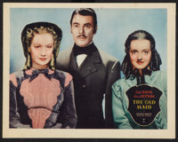 "The Old Maid (Warner Brothers, 1939). Other Company Lobby Card (11"" X 14""). Drama"