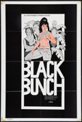 "Movie Posters:Blaxploitation, The Black Bunch Lot (Entertainment Pyramid, 1973). One Sheets (2)(27"" X 41"" and 28"" X 42""). Blaxploitation.. ... (Total: 2 Items)"