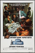 """Movie Posters:Crime, Across 110th Street Lot (United Artists, 1972). One Sheets (2) (27"""" X 41""""). Crime.. ... (Total: 2 Items)"""