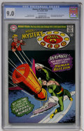 Silver Age (1956-1969):Mystery, House of Mystery #170 (DC, 1967) CGC VF/NM 9.0 Off-white pages....