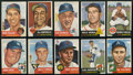 Baseball Cards:Lots, 1953 Topps Baseball Collection (48 Different). ...