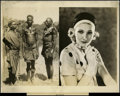 """Movie Posters:Adventure, Edwina Booth in """"Trader Horn"""" (MGM, 1931). Photo (10"""" X 13"""").. ..."""