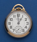 Timepieces:Pocket (post 1900), Elgin 21 Jewel Grade 571 B.W. Raymond Pocket Watch. ...