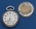 Timepieces:Pocket (post 1900), Hamilton 23 Jewel Grade 950 Pocket Watch For Repair. ...
