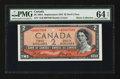 Canadian Currency: , BC-30bA $2 1954 Devil's Face Replacement. ...