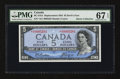 World Paper Money: , BC-31bA $5 1954 Devil's Face Replacement. ...