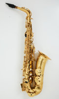 Musical Instruments:Horns & Wind Instruments, Modern Cannonball 03 Excalibur Brass Alto Saxophone #W131896....