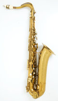 Musical Instruments:Horns & Wind Instruments, Vintage Martin Brass Tenor Saxophone #178409....
