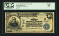 National Bank Notes:Kentucky, Greenup, KY - $10 1902 Plain Back Fr. 624 The First NB Ch. #(S)7037. ...