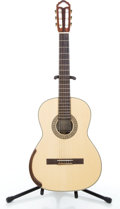 Musical Instruments:Acoustic Guitars, 2008 Jose Antonio Lopez Concierto Natural Classical Guitar #MN/A....
