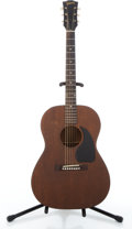 Musical Instruments:Acoustic Guitars, Vintage Gibson LGO Mahogany Acoustic Guitar #N/A....