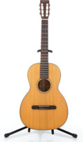 Musical Instruments:Acoustic Guitars, 1962 Martin OO-16C Natural Classical Guitar #186730....