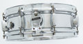 Musical Instruments:Drums & Percussion, 1960's Rogers Powertone Chrome Snare Drum #1092....