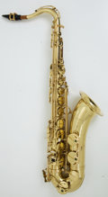 Musical Instruments:Horns & Wind Instruments, Prestine II Brass Tenor Saxophone #02233304....