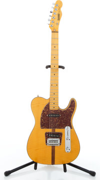 Hohner The Prinz Natural Solid Body Electric Guitar #8934630