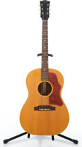 Musical Instruments:Acoustic Guitars, 1967 Gibson B-25 Natural Acoustic Guitar #098310....