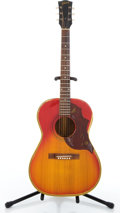 Musical Instruments:Acoustic Guitars, 1962 Gibson LG-2 ADJ Project Sunburst Acoustic Guitar #49314....