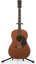 Musical Instruments:Acoustic Guitars, 1961 Gibson LGO Mahogany Acoustic Guitar #25521....