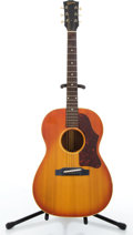 Musical Instruments:Acoustic Guitars, 1964 Gibson B-25 Sunburst Acoustic Guitar #157555....