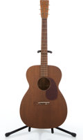 Musical Instruments:Acoustic Guitars, 1950 Martin OO-17 Natural Acoustic Guitar #111169....