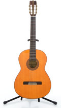 Musical Instruments:Acoustic Guitars, Garcia No. 3 Orange Classical Acoustic Guitar #N/A....