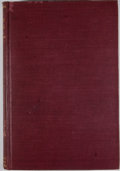 Books:First Editions, Reuben Gold Thwaites [editor]. Early Western Travels 1748-1846,Volume I: Early Western Journals 1748-1765. Clevelan...