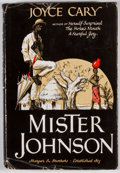 Books:First Editions, Joyce Cary. Mister Johnson. New York: Harper & Brothers,[1951]. First edition. Octavo. Publisher's binding and ...