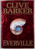 Books:Signed Editions, Clive Barker. INSCRIBED. Everville. [New York]: HarperCollins, [1994]. First edition first printing. Inscribed by ...