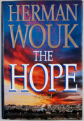 Books:Signed Editions, Herman Wouk. INSCRIBED. The Hope. Boston: Little, Brown, [1993]. First edition, first printing. Inscribed by Wouk....