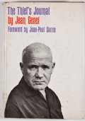 Books:First Editions, Jean Genet. The Thief's Journal. New York: Grove Press,[1964]. First edition, first printing. Octavo. Publisher's b...