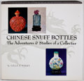 Books:Signed Editions, Lilla S. Perry. SIGNED. Chinese Snuff Bottles. Rutland: Charles E. Tuttle, [1960]. First edition. Signed by Perry....