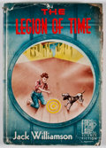 Books:First Editions, Jack Williamson. The Legion of Time. Reading: Fantasy Press,1952. First edition. Octavo. Publisher's binding and du...