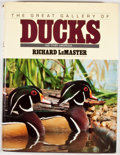 Books:First Editions, Richard LeMaster. The Great Gallery of Ducks. Chicago:Contemporary Books, [1985]. First edition. Quarto. Publisher'...