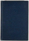 Books:First Editions, Walter Thomas Rogers. A Manual of Bibliography. New York:Scribner and Welford, 1891. First American edition. Octavo...