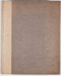 Books:First Editions, Dorothy Blakey. The Minerva Press 1790-1820. London:Bibliographical Society, 1939. First edition. Octavo. Publi...